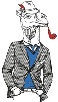 Illustration Cheval